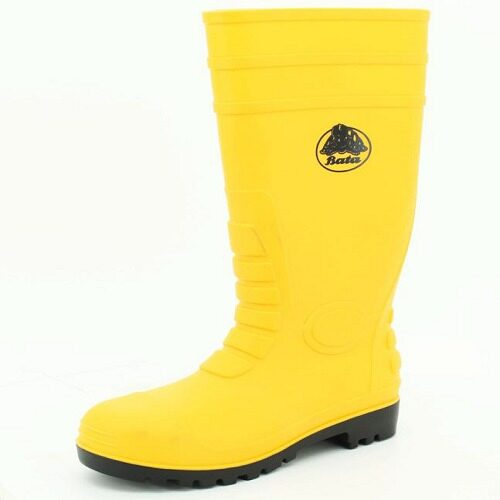 Bata Industrials Gumboot S5 (Yellow)