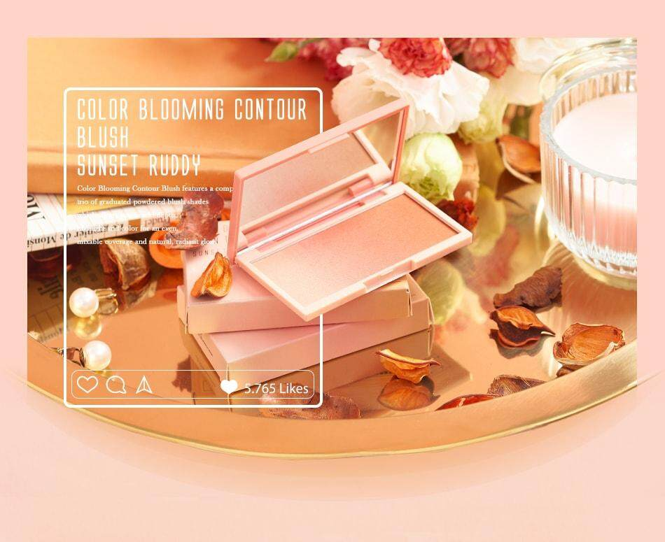 BeautyMaker Color Blooming Contour Blush