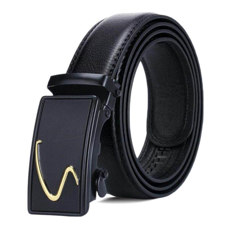 Luxury Smart G2 Automatic Buckle Leather Belt