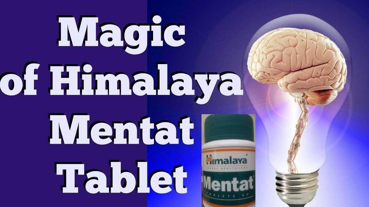 himalaya mentat tablet-60 mind wellness