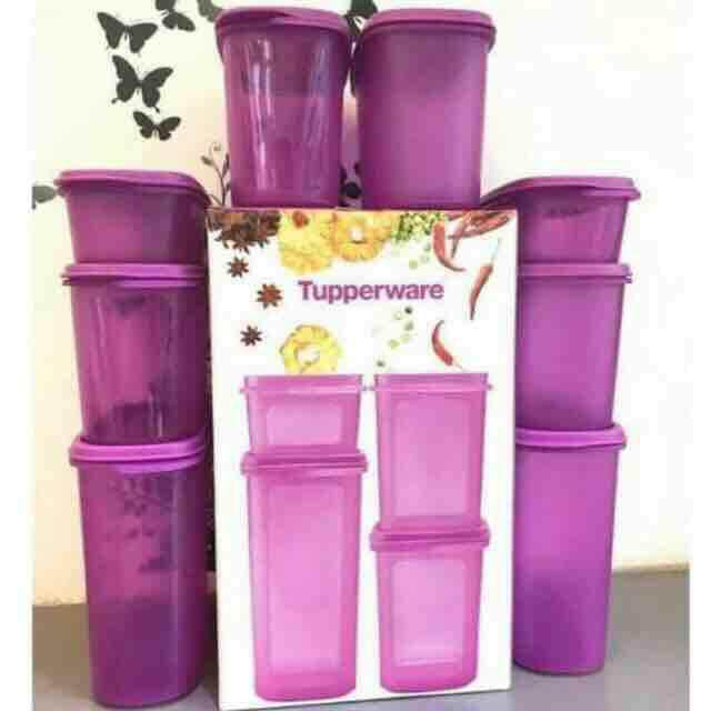 41ad0d3cd Tupperware Modular Mates Smart Saver (8)   free gift box