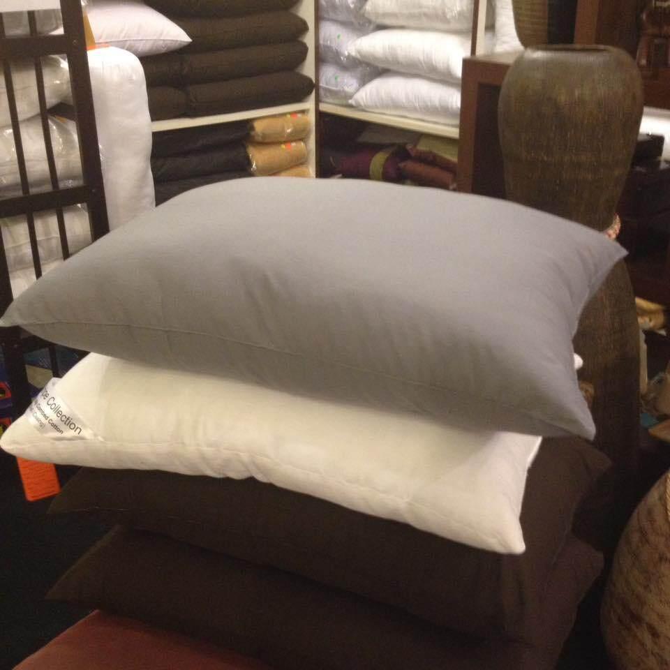 """Linen Series, Feather Pillow 1500gm x 1pc - 19""""x 29"""""""