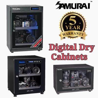 Samurai Dry Cabinet GP5-30L [READY STOCK]