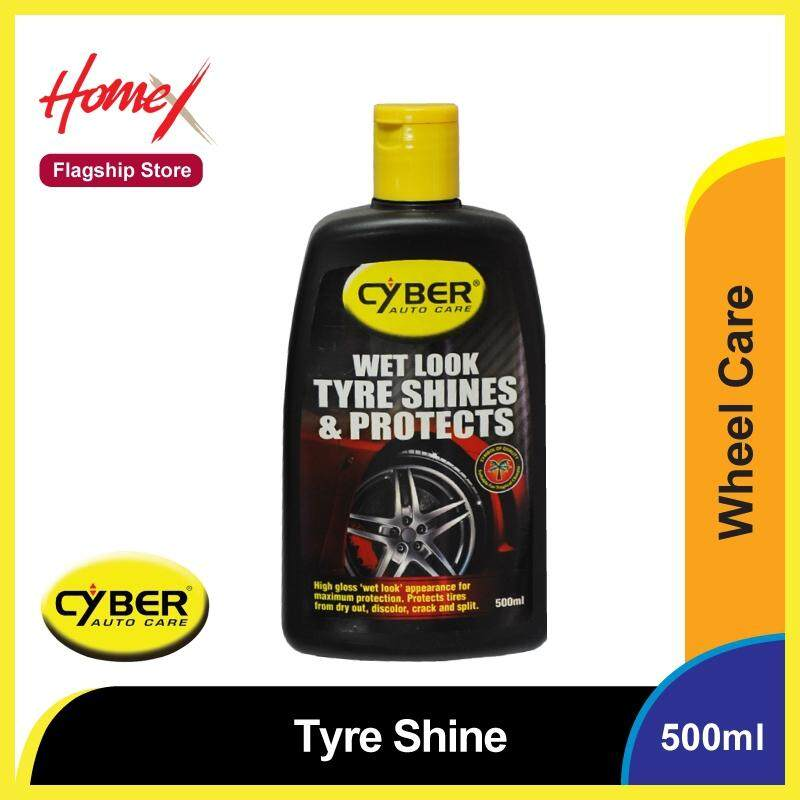 Cyber Wet Look Tyre Shine & Protects (500ml)