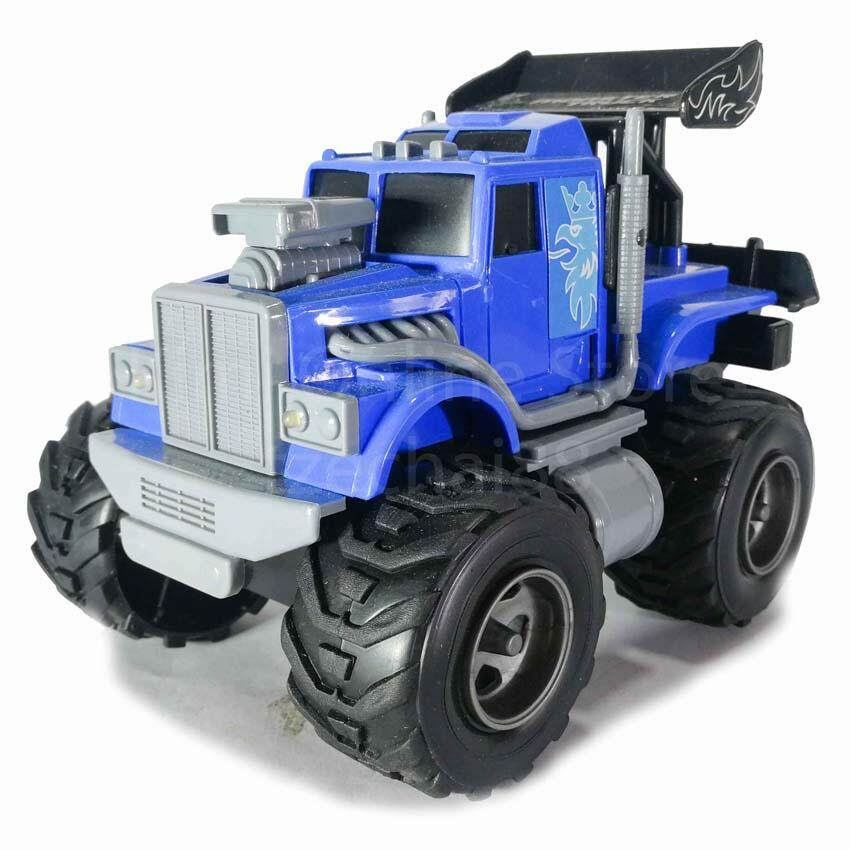 Monster Truck Educational Toy Sound & Light 1:16 Model WY700C Wen Yi