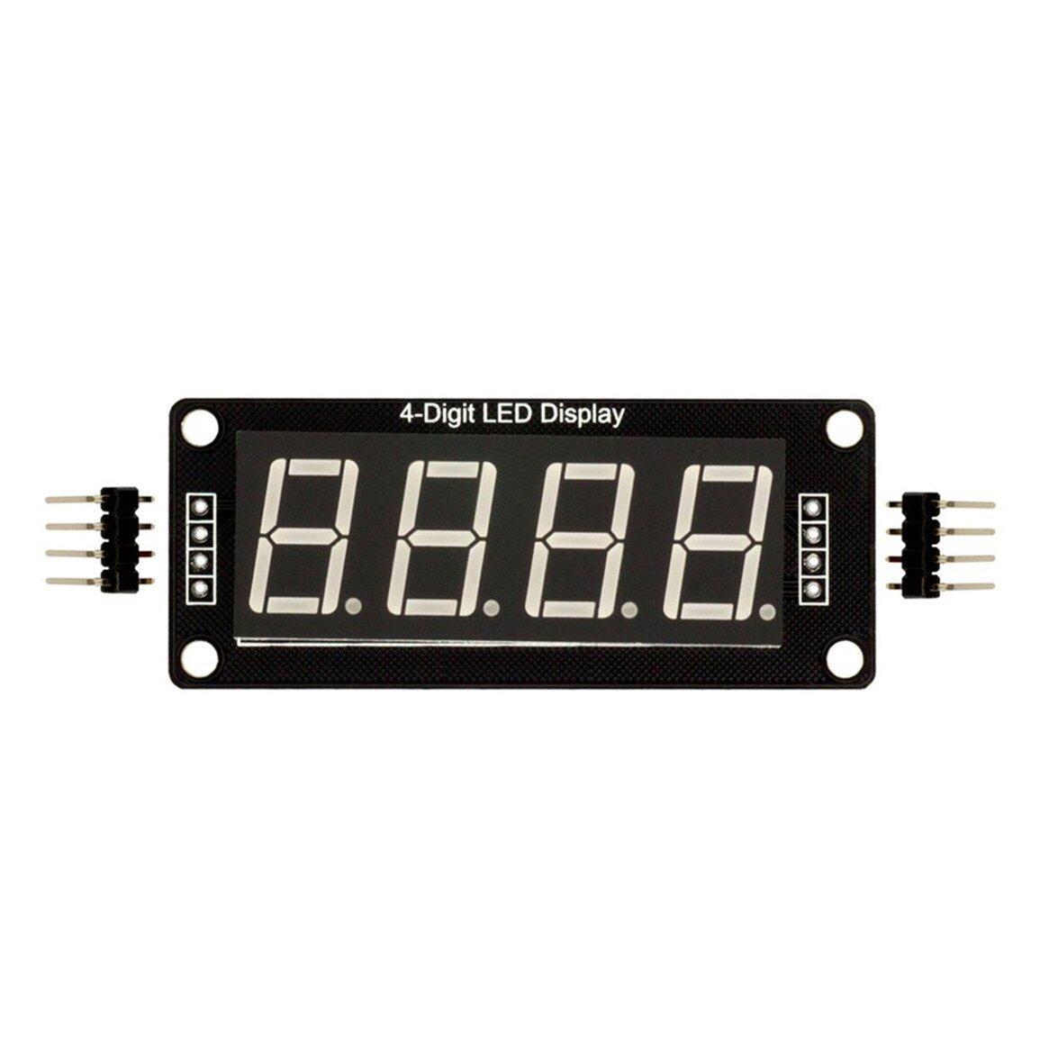 Bán chạy nhất 0.56  inch TM1637 4bit LED kỹ thuật số 7 đoạn hiển thị ống đồng hồ cho Arduino