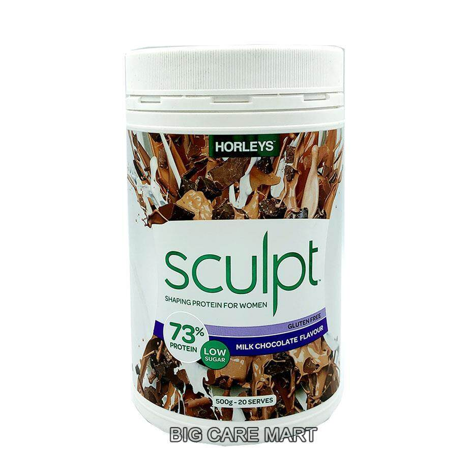 Horleys Sculpt Shaping Protein Shake 500g (Chocolate)