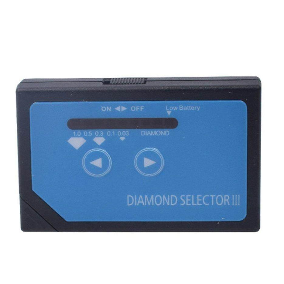 Ubest Presisi Tinggi Konduktif Termal Handheld Berlian Pemilih Tester Pena Bor