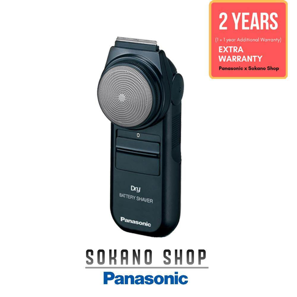 Panasonic ES573KP SHAVER WITH TRIMMER (BATTERY OPERATED)