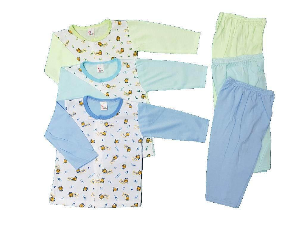 Thomas & Friends Newborn Pajamas LSLP 3 Pasang