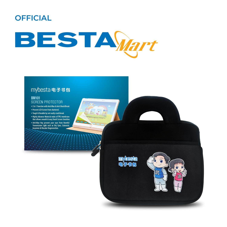 [accessory] handbag & screen protector for BM101