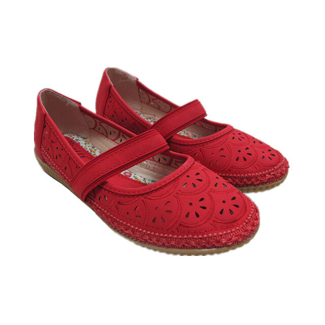 BELLI SHOES HS55013 RED