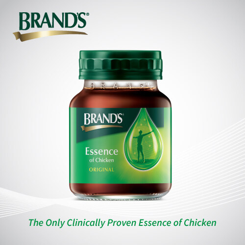 BRAND'S Essence of Chicken  Twin Pack (1x12's + 1x 6's) - 18 bottles x 70gm