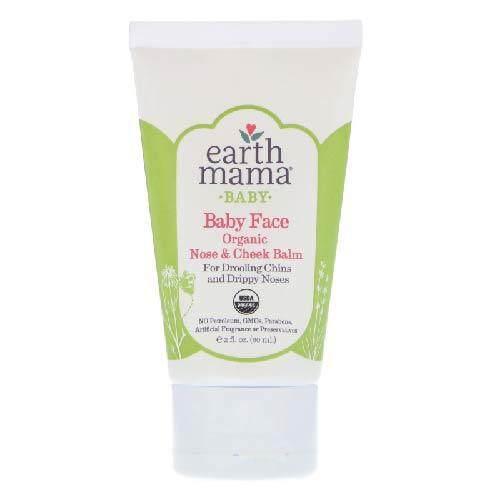 Earth Mama Angel Baby Face Organic Nose &Cheek Balm 60ml