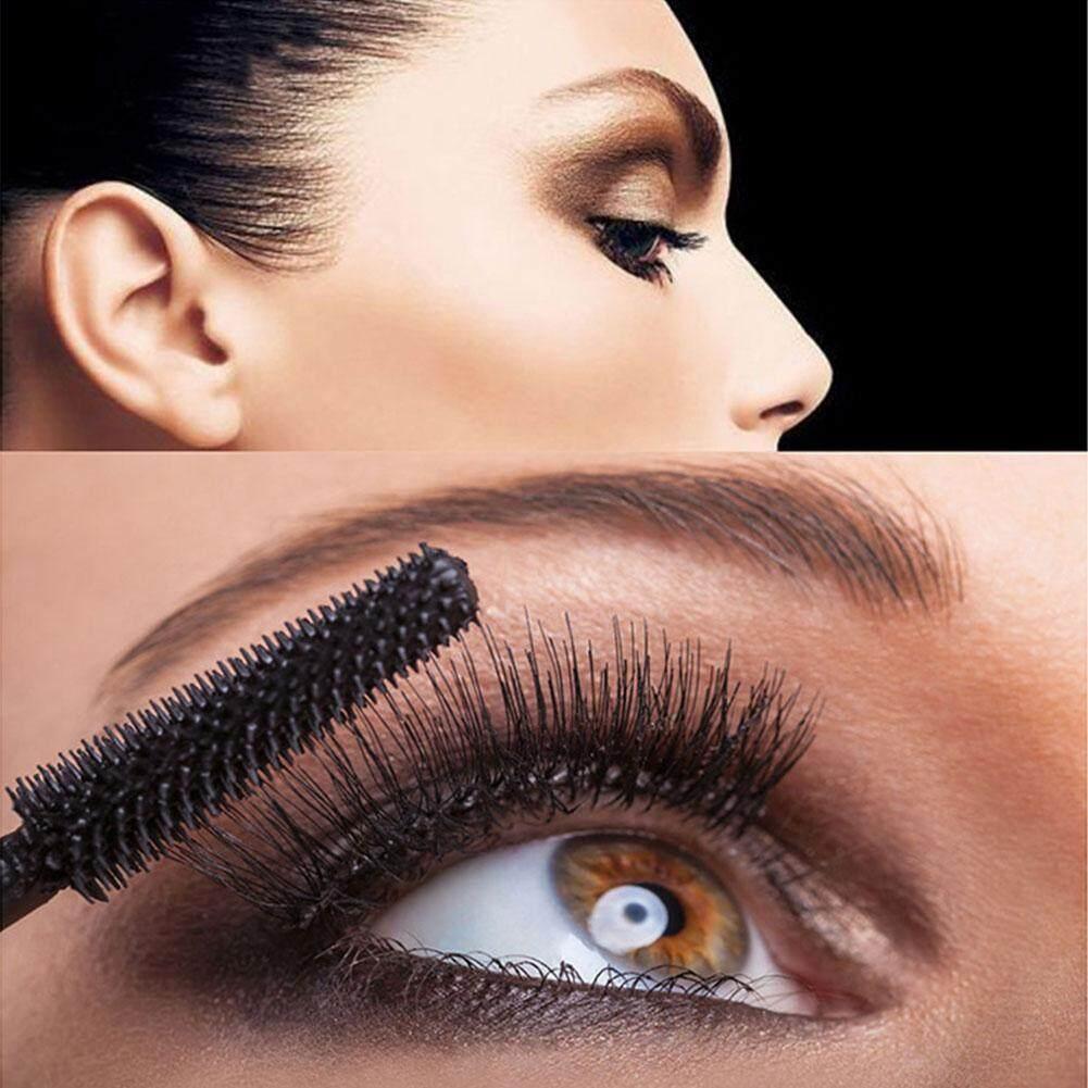 9G Panjang Hitam Makeup Bulu Mata Serat Tahan Air Mascara Ekstensi Kosmetik - 2 ...
