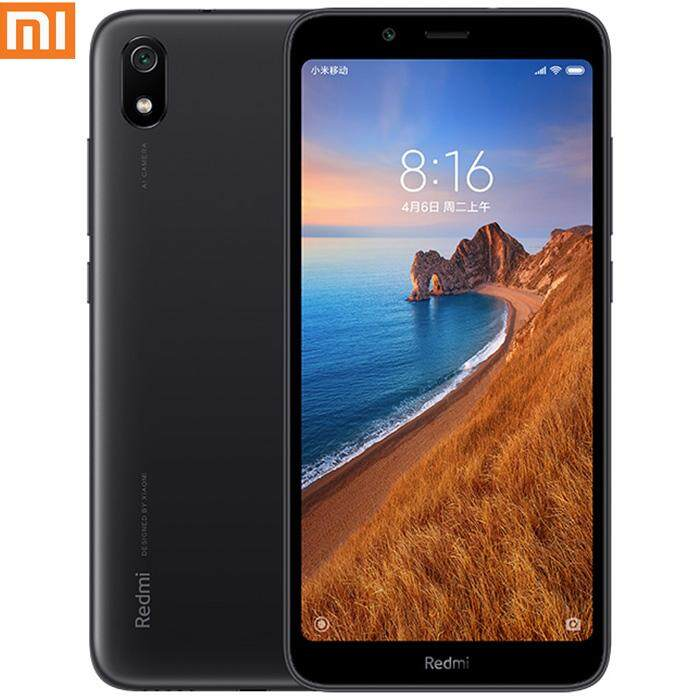 ยี่ห้อนี้ดีไหม  นครนายก (Global Version)Original Xiaomi Redmi 7A 4G Smartphone 5.45 inch Android 9.0 Snapdragon SDM439 Octa Core 2GB RAM 16GB ROM 13MP Rear Camera 4000mAh Battery