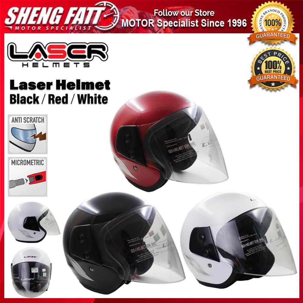 LASER HELMET Ranger Open Face Helmet Motorcycle [ORIGINAL]