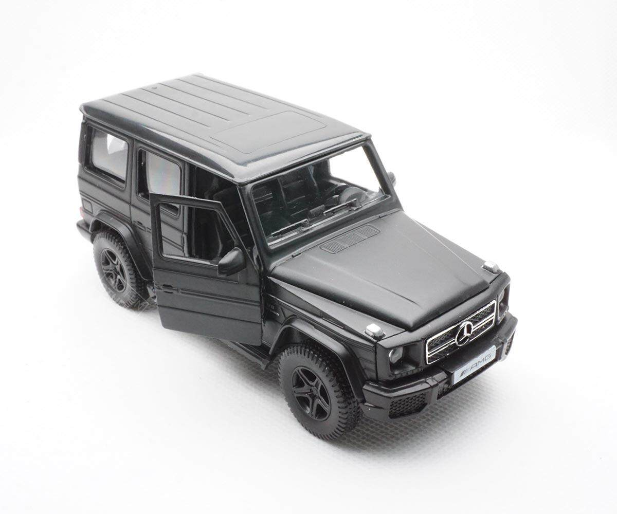 Huadawei Mercedes Benz G63 AMG 1/36 car diecast limited collection – Black Limited Stock in World