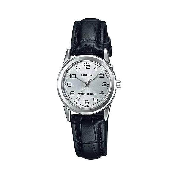 (2 YEARS WARRANTY) Casio Original LTP-V001L Standard Analog-Ladies Watch
