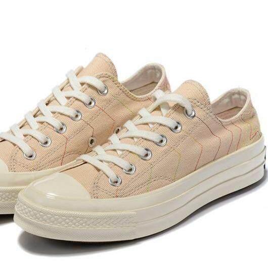 นนทบุรี Converse_all Star70s คู่รองเท้าผ้าใบรองเท้าบุรุษรองเท้าผู้หญิง