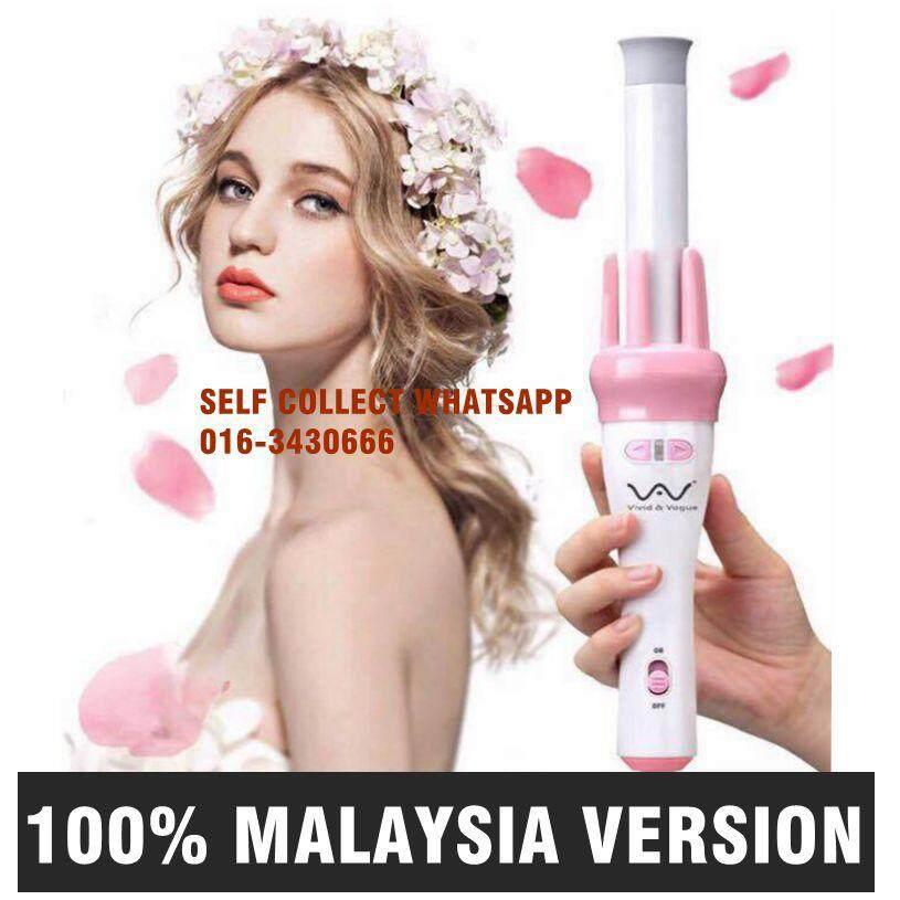 Vivid & Vogue Automatic Hair Curler (3 pin malaysia plug)