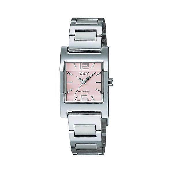 (2 YEARS WARRANTY) Casio Original LTP-1283D-4AV Ladies Watch