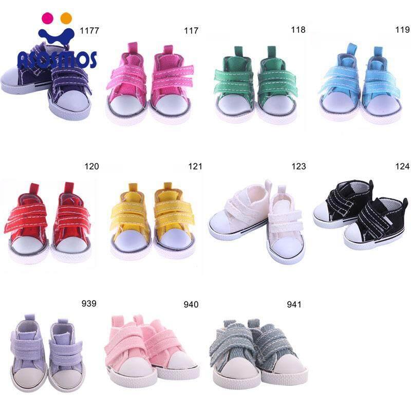 Asm 1 đôi Giày Cho Búp Bê đồ Chơi Búp Bê Mini Giày Cho Sharon Búp Bê Giày Phụ Kiện