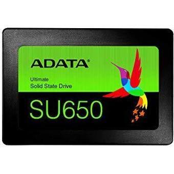 AData SU650 Ultimate Solid State Drive 480GB 2.5 inch Internal SSD SATA III 6GB/s 3D NAND