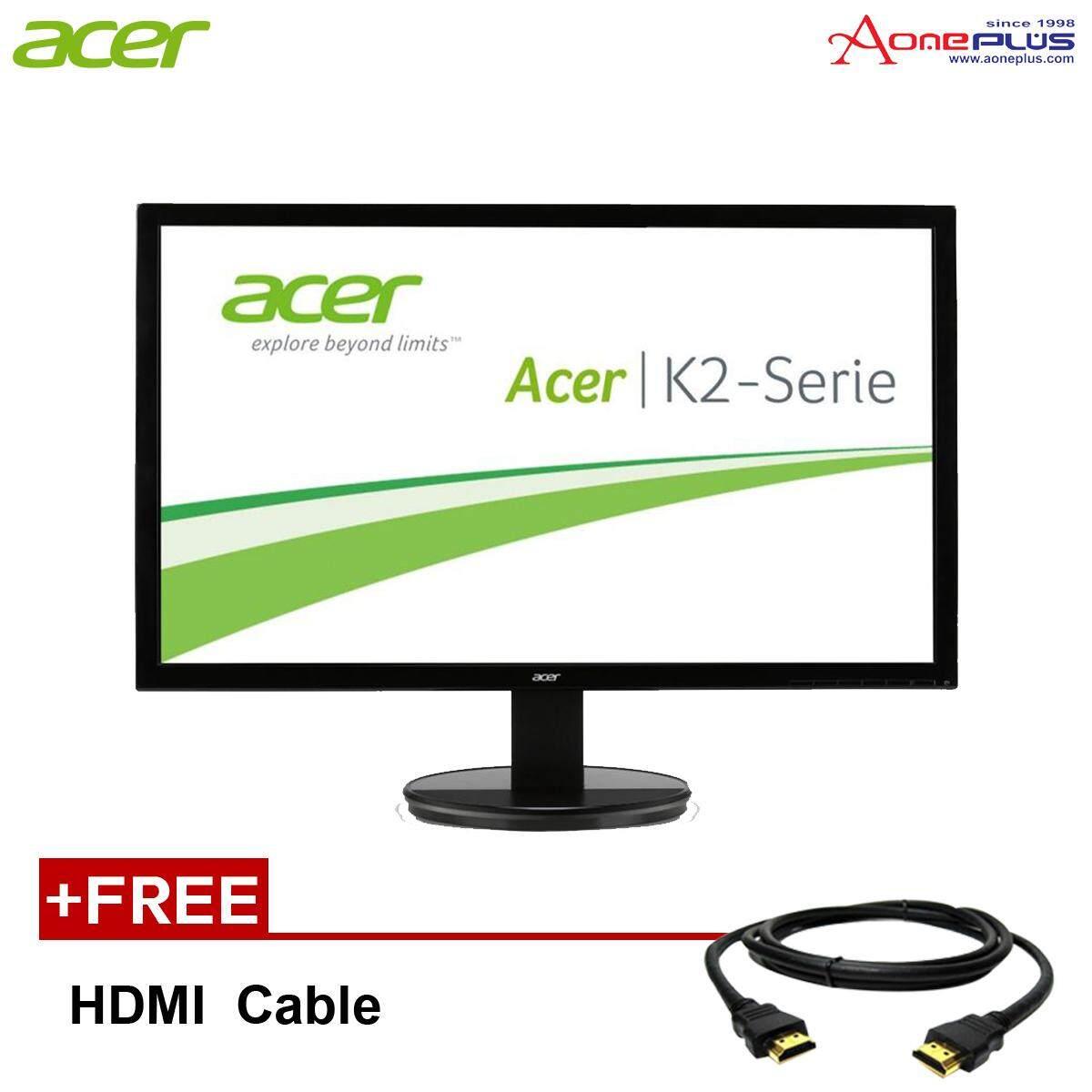 ACER K242HQL 24 inch LED MONITOR - (K242HQLBID)