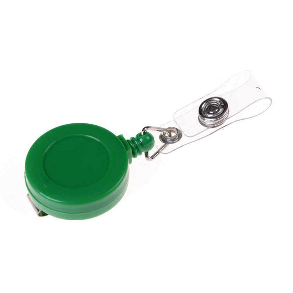 Yoyo Name Badge Clip 10pcs/packet - Green