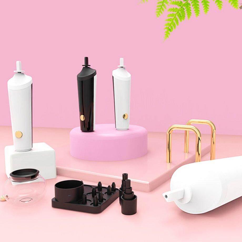 Detail Gambar Top Jual Makeup Pembersih Kuas Mesin Pengering Kuas Make Up Alat Pembersih Terbaru