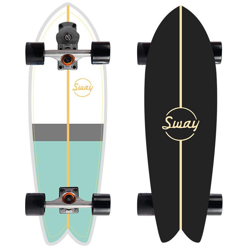 Sway Surfskate 32นิ้ว S7 Land Surfskating ใหม่2021