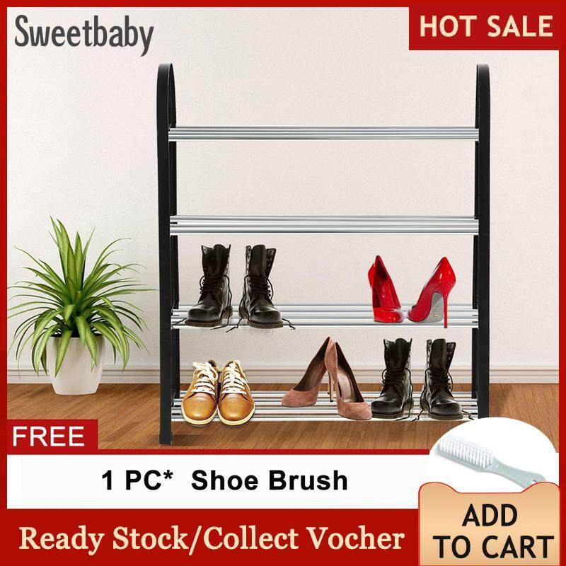 Clothing & Wardrobe Storage Durable Foldable Plastic Hanging Wall Shoe Organizer Home Storage Rack Modern Cleaning Self-adhesive Storage Shoes Rack Supplies Grade Products According To Quality