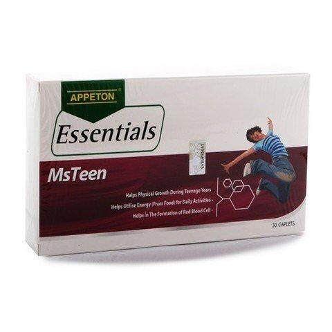 APPETON ESSENTIALS MS TEEN 30s (Teenager Growth)