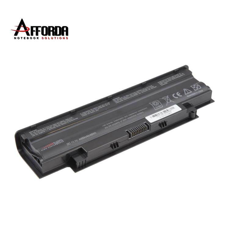 Afforda DE N4010-10-3S2P Replacement Laptop Li-ion Battery 3S2P for Dell N4010 (11.1V 4400mAh)