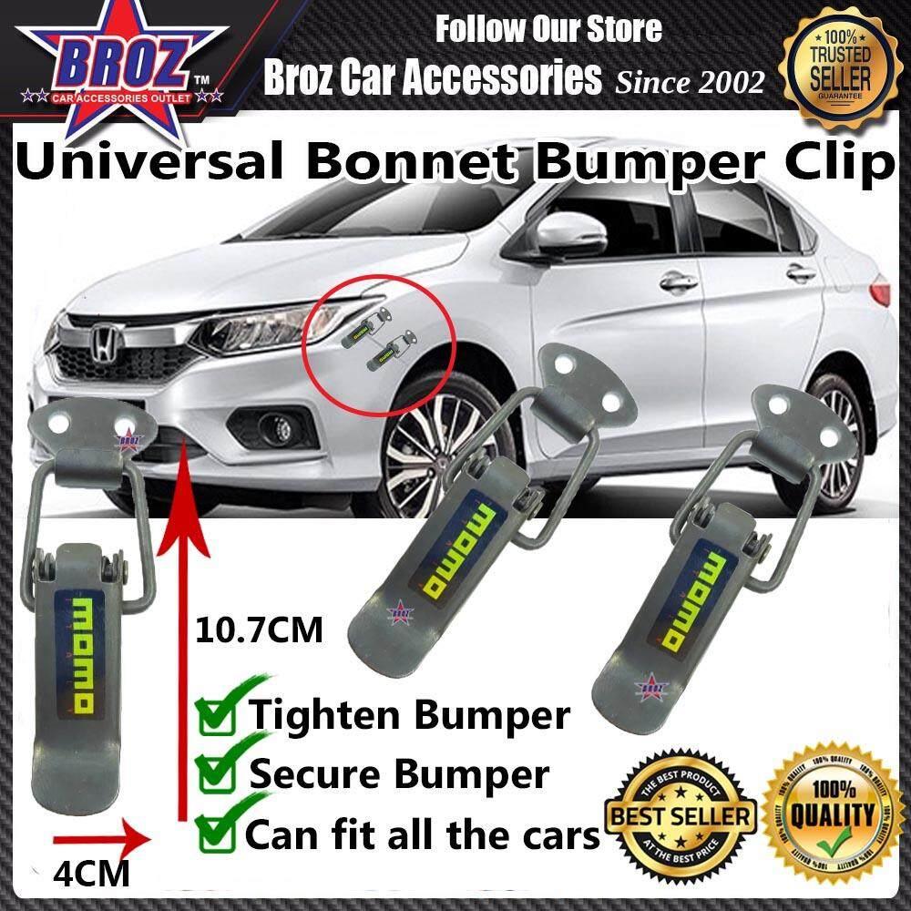 Universal Car Bonnet Bumper Clip BIG - MOMO