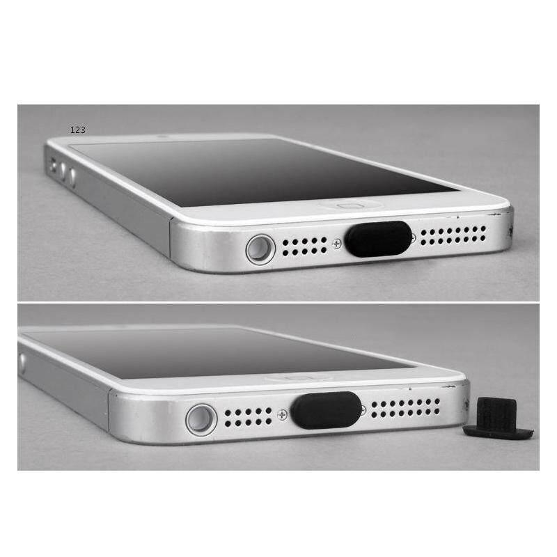 Ốp Chống Bụi Chống Phích Cắm Dành Cho iPhone 6,6 Plus, 5,5, 5C, iPad Mini không Khí-Tích Hợp Thẻ Sim Loại Bỏ Pin