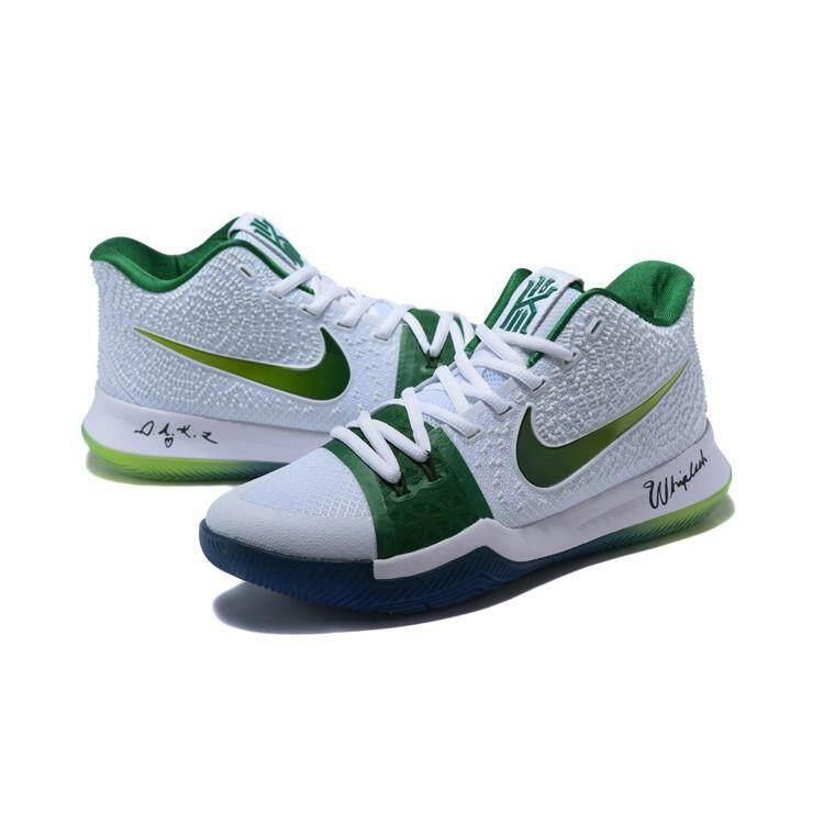 f86c04f4a28a46 Stok Tersedia Nike Kyrie Irving 3 Sepatu Basket Sepatu Olahraga Pria KYR3B13