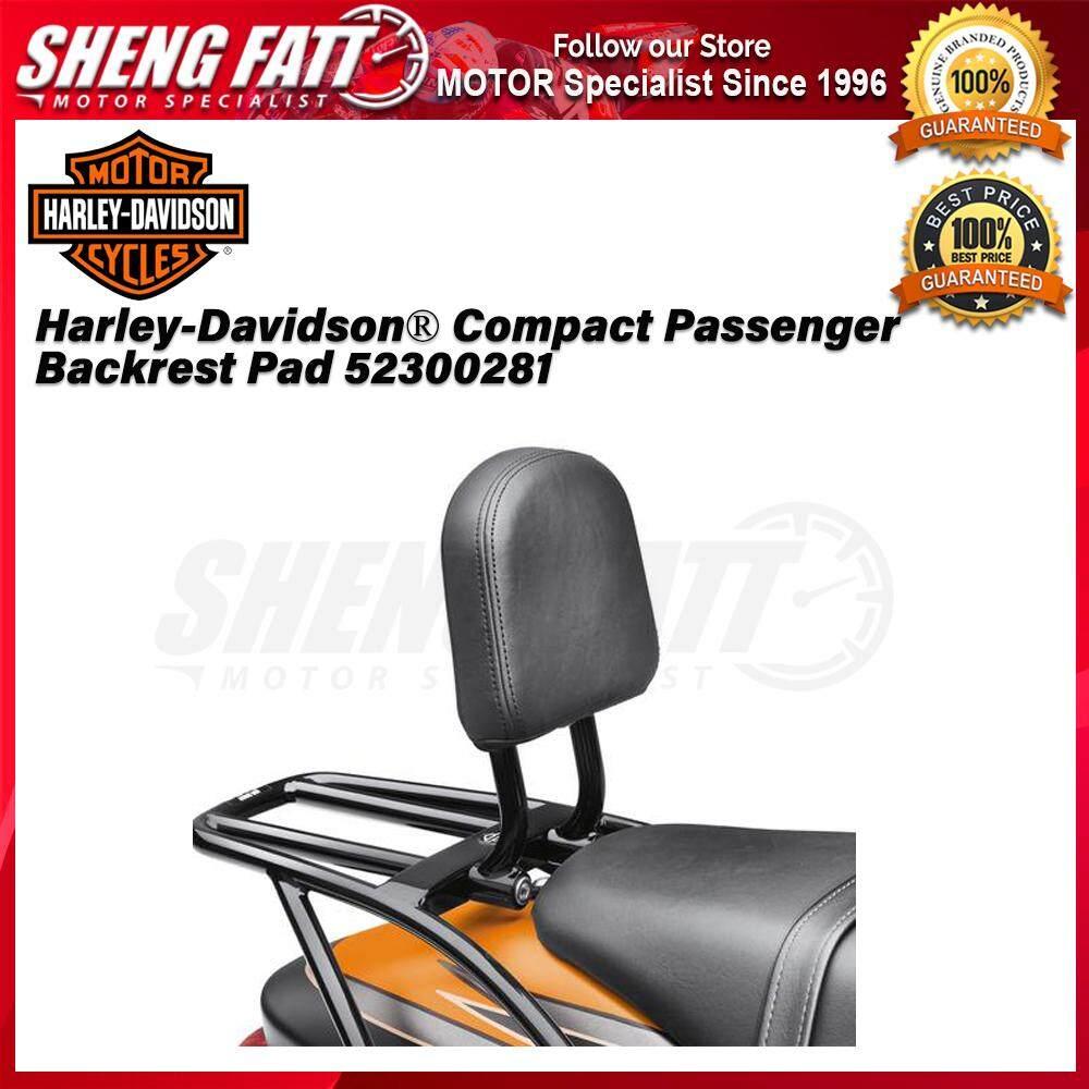 Harley-Davidson® Street™ Family Compact Passenger Backrest Pad 52300281