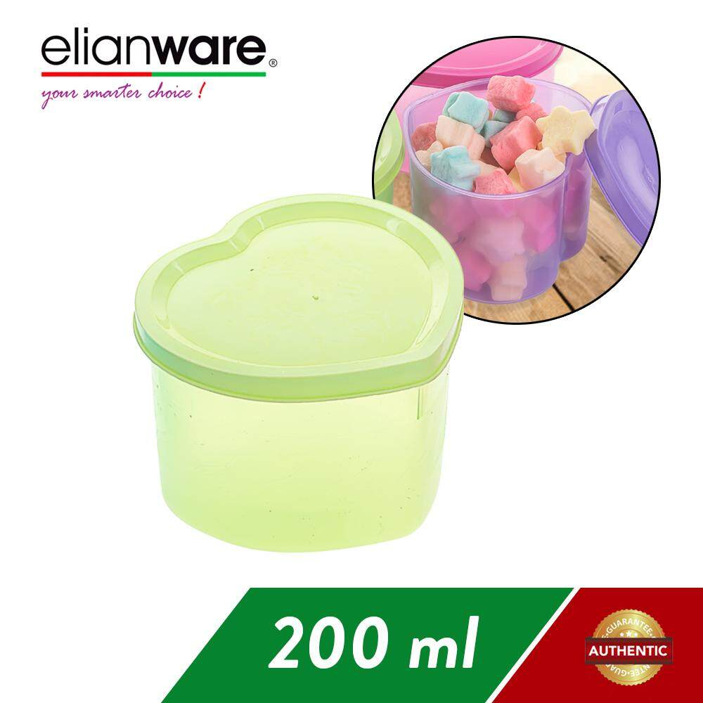 Elianware Heart Shape Multipurpose Container Mu... (Multicol...