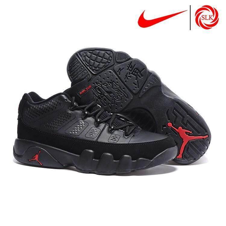 การใช้งาน  สงขลา SLK★Nike แอร์จอร์แดน 9 LOW/VARSITY สีแดงรองเท้าบาสเก็ตบอล