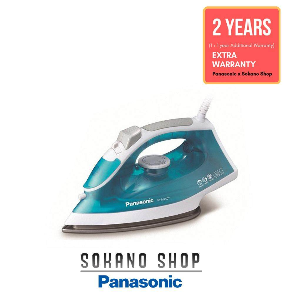 (RAYA 2019) Panasonic NI-M250T M-Series Steam Iron - Light & Easy