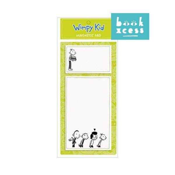 Wimpy Kid Lime Magenetic Pad