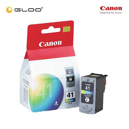 Canon CL-41 Ink Cartridge - Color