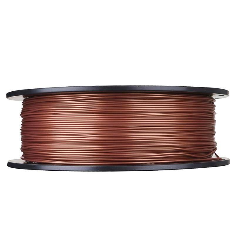 1kg/2.2lb Filament Kit 1.75mm PLA Metal Color For 3D Printer RepRap MarkerBot - ALUMINUM / BRONZE / COPPER