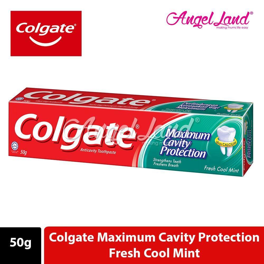 Colgate® Maximum Cavity Protection Cool Mint 50g