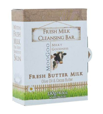 MooGoo Butter Milk Soap 130g