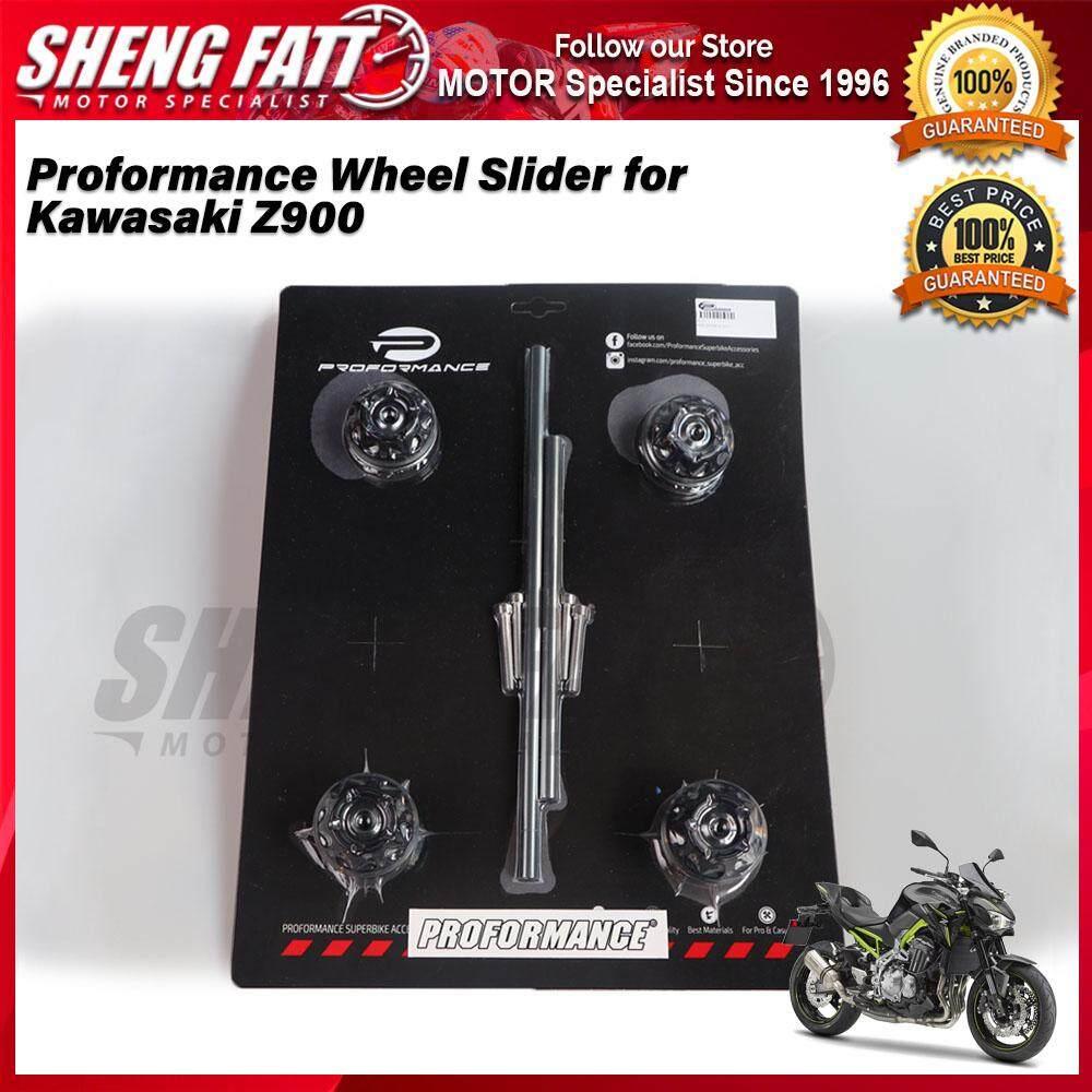 Proformance Wheel Slider for Kawasaki Z900