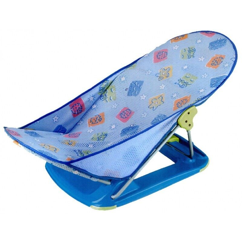 Carter's Mother's Touch Baby Bather Blue