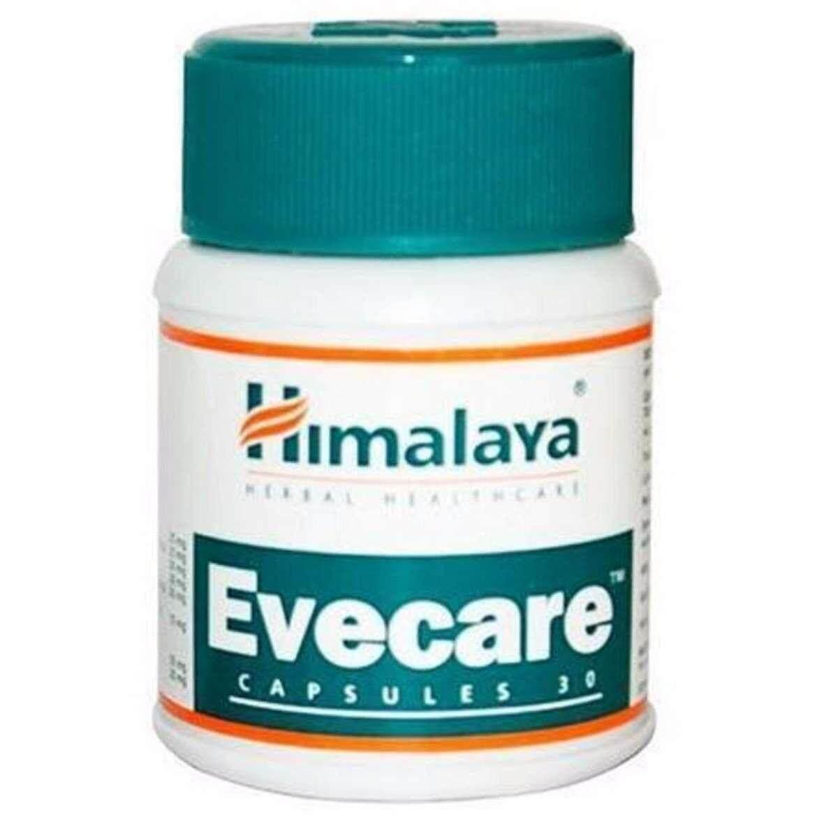 Himalaya Healthcare Evecare tablet-60s (Fertility, Irregular Menstrual, Uterine Care)